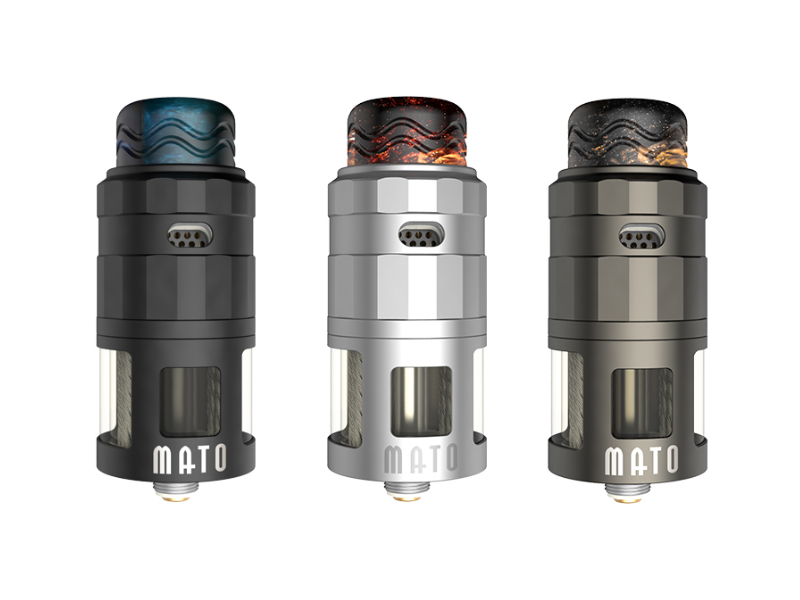 Vandy Vape Mato RDTA clearomizer