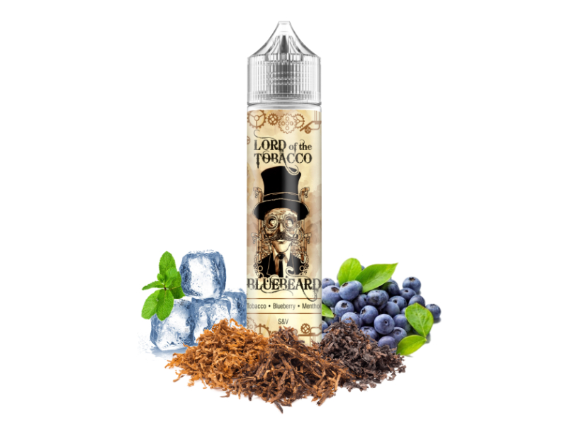 Příchuť Dream Flavor Lord of the Tobacco Bluebeard 12ml