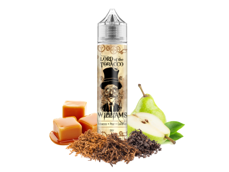 Příchuť Dream Flavor Lord of the Tobacco Williams 12ml