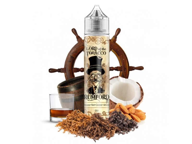 Příchuť Dream Flavor Lord of the Tobacco Rumford 12ml