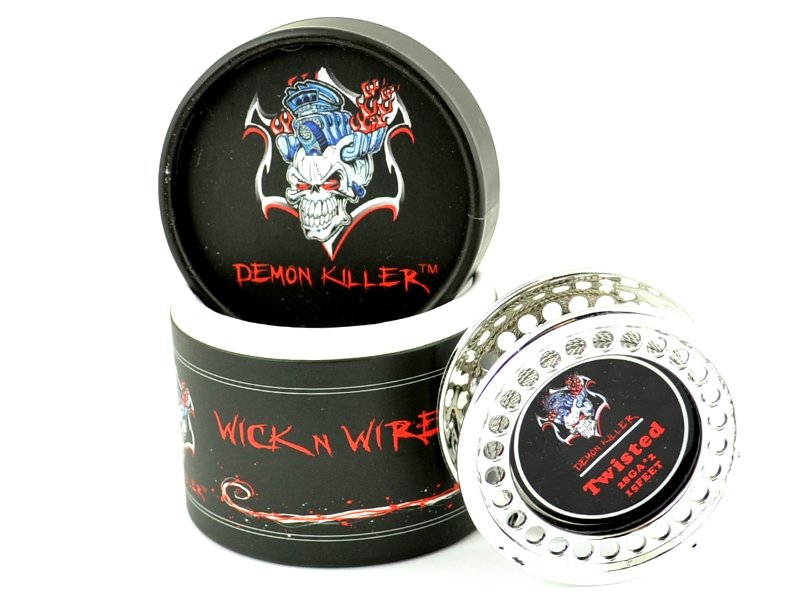 Odporový drát Demon Killer Twisted Wire (28G*28G) 15FT/4,4m