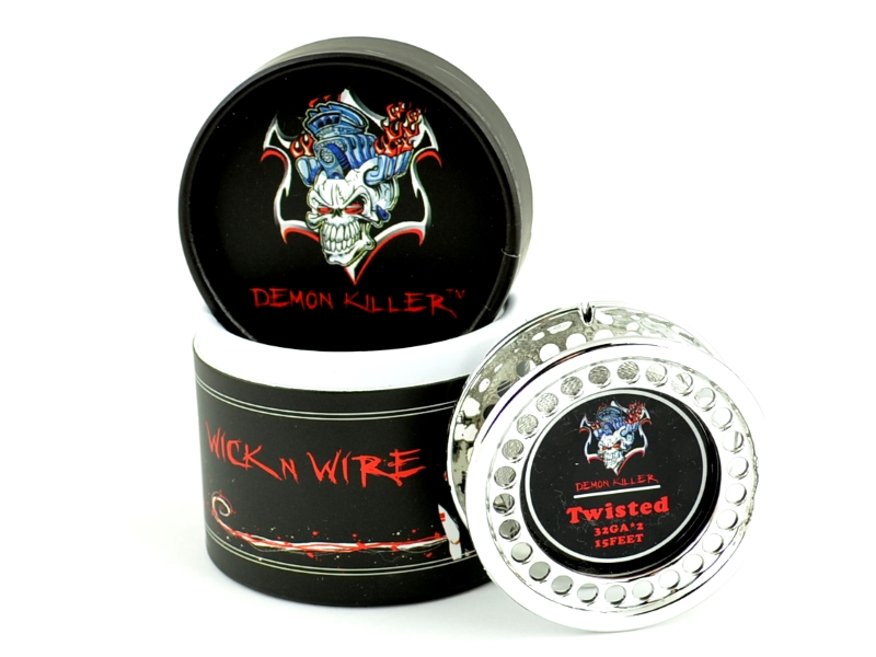 Odporový drát Demon Killer Twisted Wire (32G*32G) 15FT/4,4m