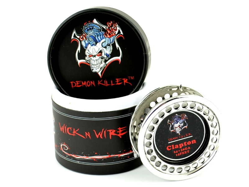 Odporový drát Demon Killer Clapton Wire (24G*30G) 15FT/4,4m