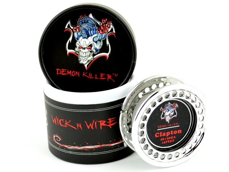Odporový drát Demon Killer Clapton Wire (26G*30G) 15FT/4,4m