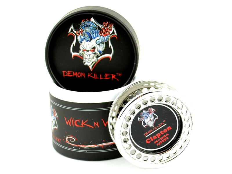 Odporový drát Demon Killer Clapton Wire (26G*32G) 15FT/4,4m