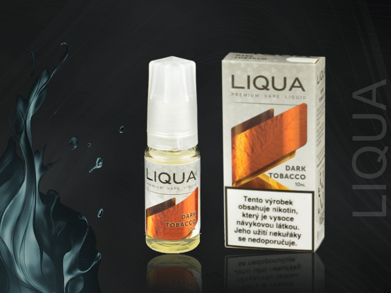 Ritchy LIQUA Elements Dark Tobacco 10ml