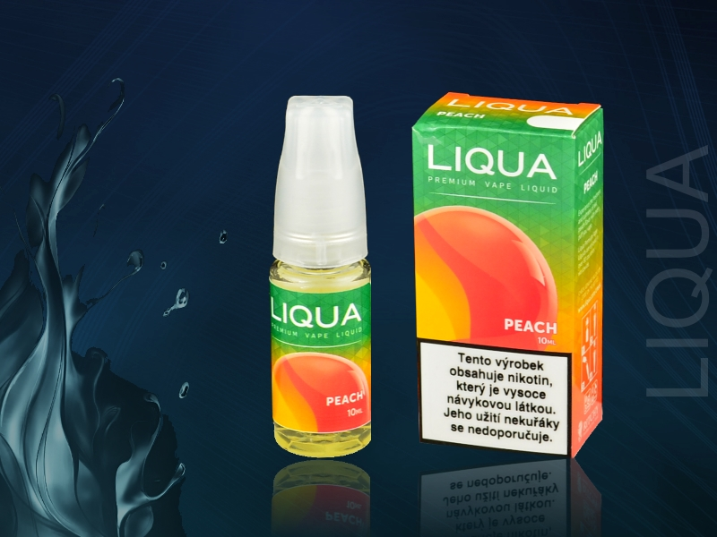 Ritchy LIQUA Elements Peach 10ml