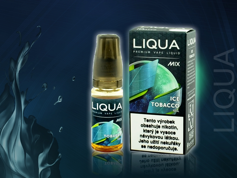 Ritchy LIQUA MIX Ice Tobacco 10ml