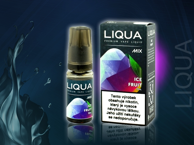 Ritchy LIQUA MIX Ice Fruit 10ml