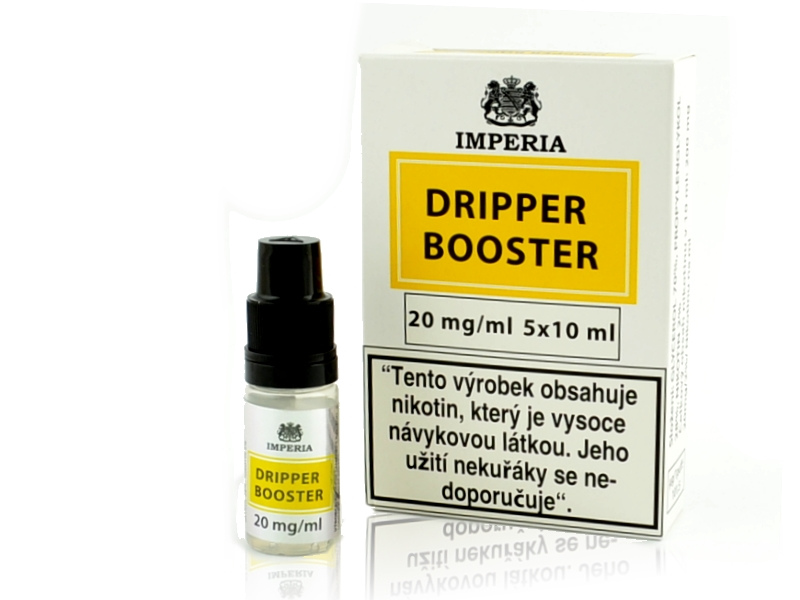 Booster báze Imperia Dripper (70VG/30PG) 5x10ml / 20mg