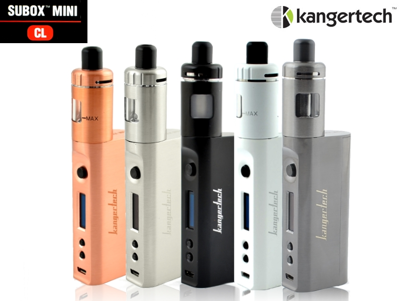 Kangertech Subox Mini CL 50W