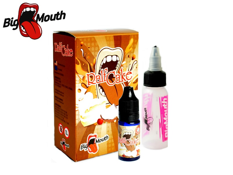 Big Mouth Classical- Ralf Cake (kokosový dort) 10ml