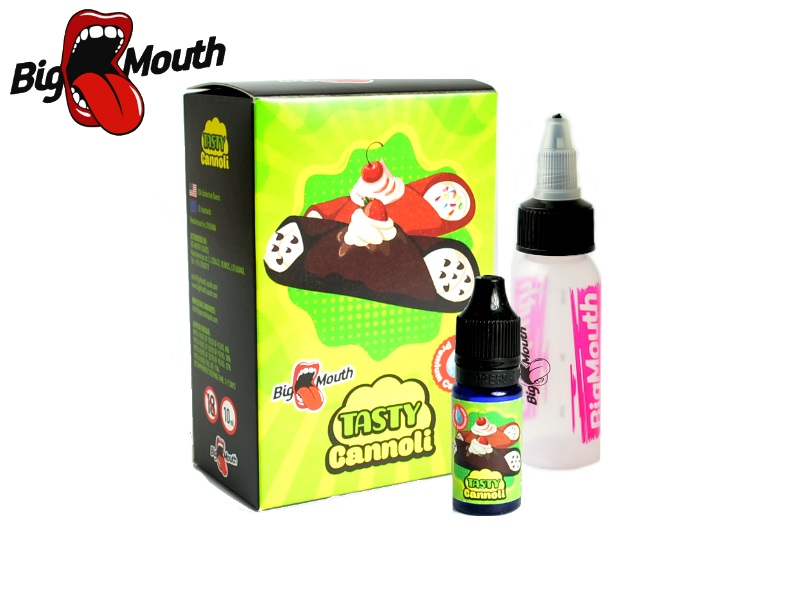 Big Mouth TASTY - Cannoli (italské trubičky) 10ml