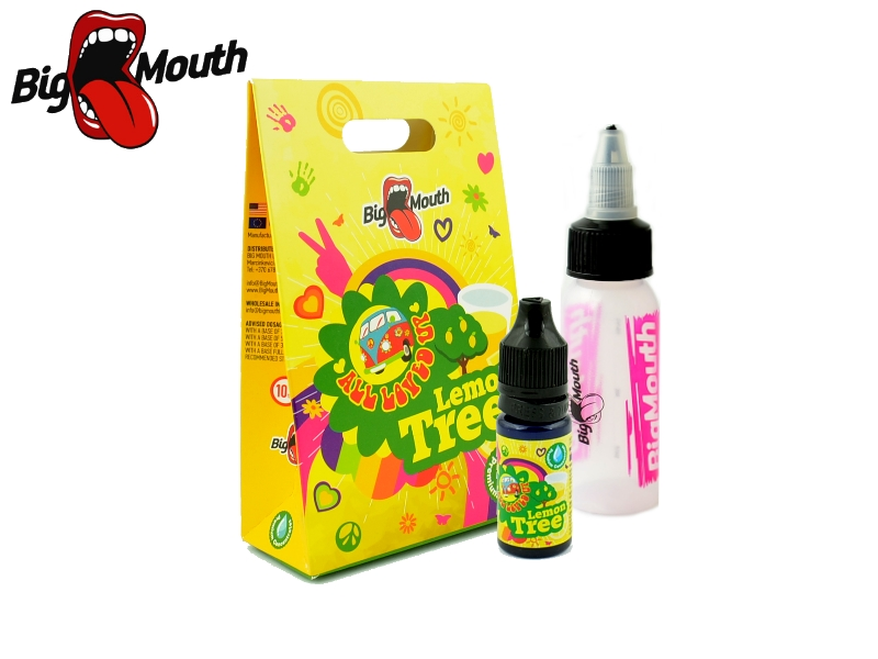 Big Mouth All Loved Up - Lemon Tree (citronáda) 10ml