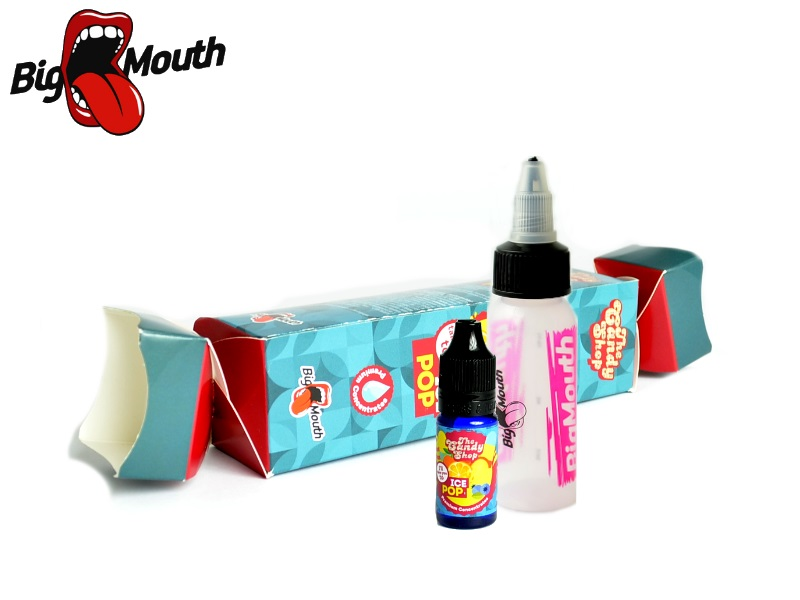 Big Mouth The Candy Shop - Ice Pop (ovocná zmrzlina) 10ml