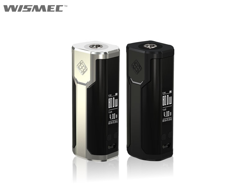 Wismec Sinuous P80 Grip Full Kit 0mAh