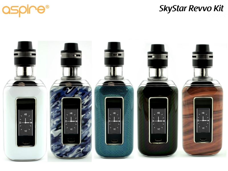 aSpire SkyStar Revvo 210W TC