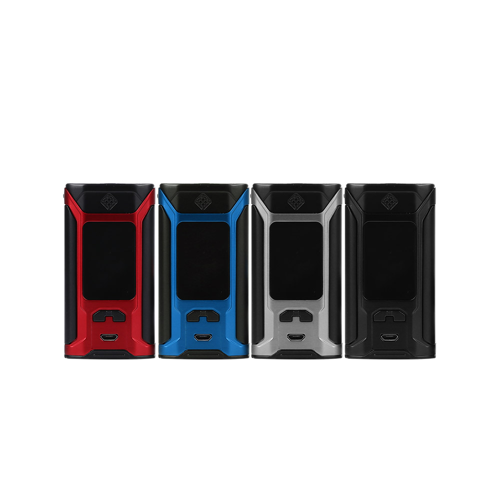 WISMEC SINUOUS RAVAGE230 200W TC Box Mód