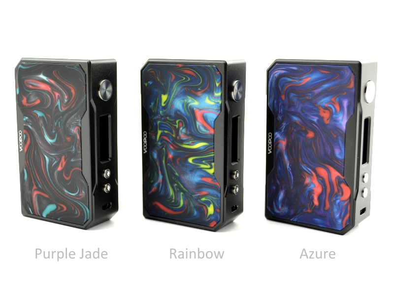 VOOPOO DRAG 157W TC Box mód
