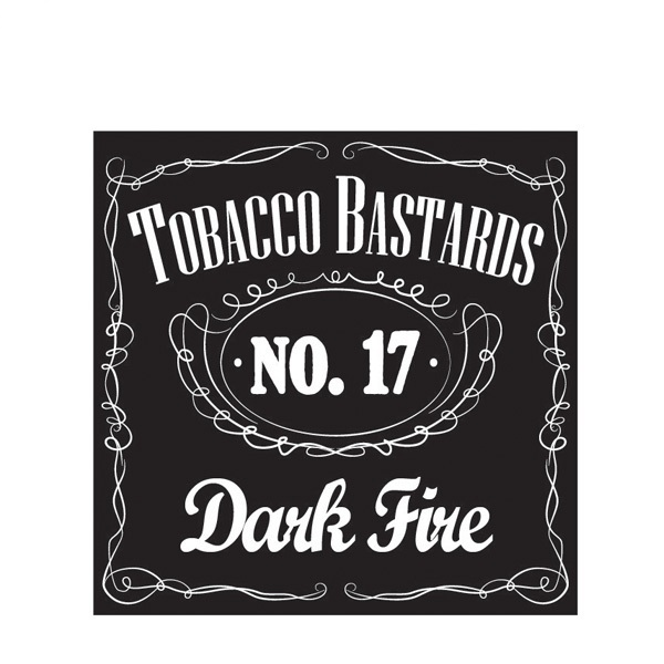 Příchuť Flavormonks Tobacco Bastards No. 17 Dark Fire