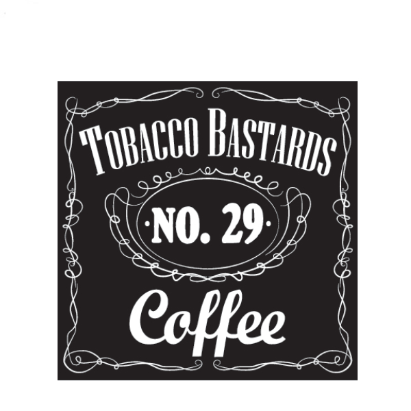 Příchuť Flavormonks Tobacco Bastards No. 29 Coffee