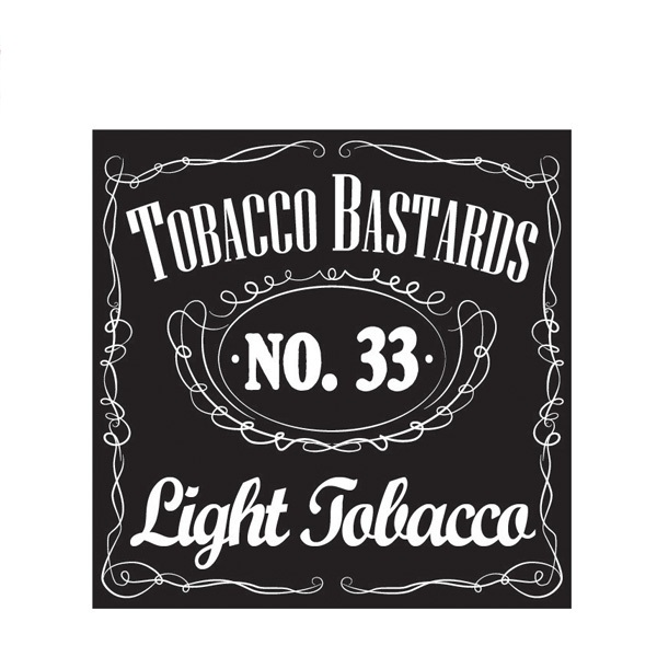 Příchuť Flavormonks Tobacco Bastards No. 33 Light Tobacco 10ml