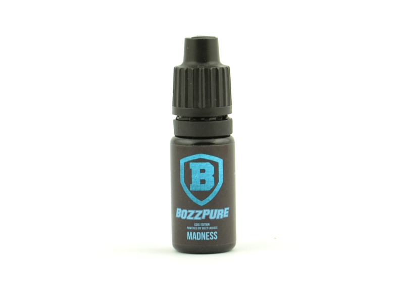 Příchuť Bozz Pure COOL EDITION Madnes 10ml