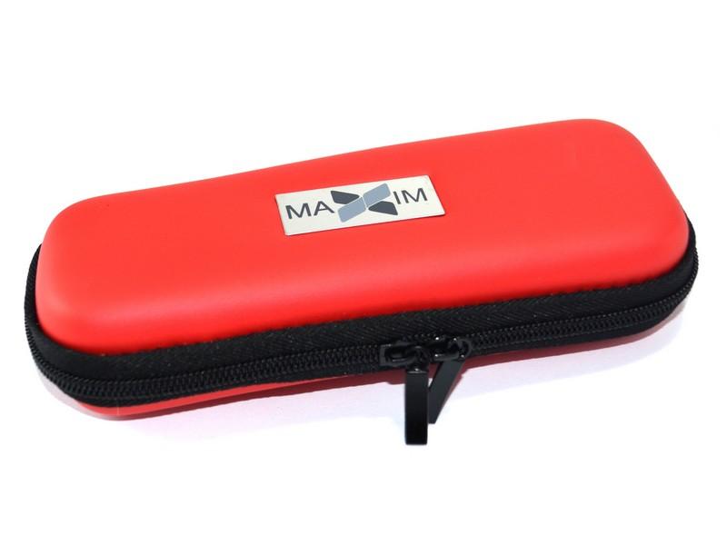 Pouzdro MAXIM větší (červené)