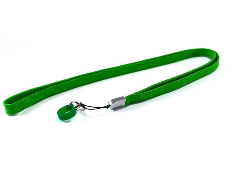 eGo šňůrka na krk - zelená